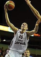 45. Dairis Bertans (Latvia)